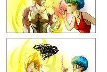 DBZ / Mostly Vegeta Bulma, but also some others