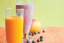 Healthy Smoothies & Beverages / The best natural drinks around.