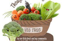 Words of vegetable wisdom