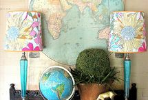 Maps / by Shannon Drewry Sabins