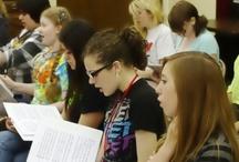 [Oklahoma] MUSIC EDUCATION / by Oklahomans For The Arts