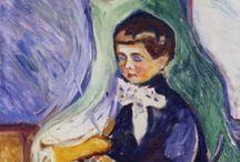 Edvard Munch   Norwegian   1863-1944