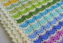 baby blankets / by Peggie Morgan