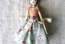 Doll - bábiky šité