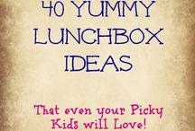 Kids' Food Ideas