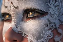 mascaras venezianas