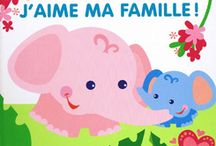French Books for Babies / French-language board books suitable for babies and toddlers