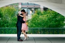 Wedding Love / The Vow has us in a wedding kind of mood. Here are some wedding images that feel Paige and Leo inspired. / by The Vow