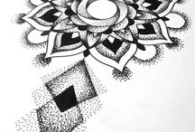 dot work geometric