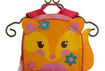 Backpacks for Girls / Adorable backpacks and lunch bags for your LaBella Flora Cutie!