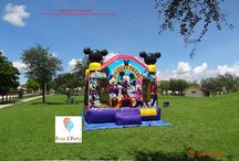 Make a Reservation for party rentals in Miami, Florida