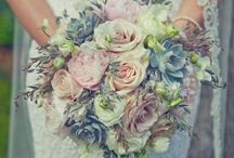 Beautiful bouquets and floral displays