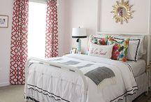 Camere da letto rosa