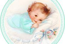 dziecko / od początku narodziny-chrzest-urodziny