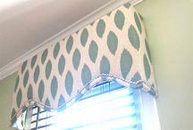 Basement window treatments  / House