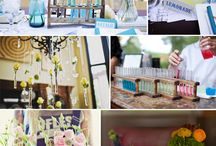 Science theme party ideas