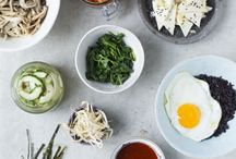 Bibimbap / Fresh Korean style meal