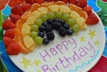 Healthy birthday