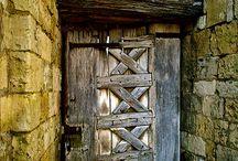 Doors, Doorknockers, Gates & Windows