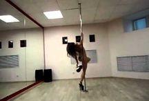 Pole dance :-)