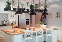 Oświetlenie kuchnia