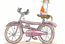 biciclete pisici