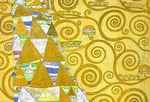 """GUSTAV KLIMT / E' uscito da poco il film """"The Women in Gold"""", voi l'avete già visto? Io non vedo l'ora di andarci!"""