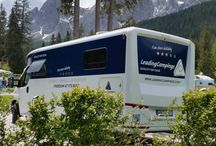 Quality Control on Leading Campsites / All #LeadingMember campsites commit automatically to a very high quality standard when they become members of the Leading group. The organisation uses different instruments to control that these quality standards are constantly met and even exceeded. The quality manager is one of those. He visits the member campsites mostly unannounced in his #LeadingQuality motorhome by LMC Caravans & Motorhomes. Say hello if you meet him on one of our campsites.