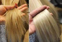 cabelo cuidados