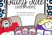 Fairytales, Folktales & Fables / by Michelle Murphy