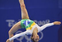 Brazil gymnastics