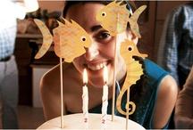 O nosso Kit Peixinhos / À venda aqui: http://www.chapeudepapel.com/2012/05/e-as-fotos-da-festa-do-fim-de-semana.html