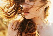 5. Capelli al vento-Hair in the wind