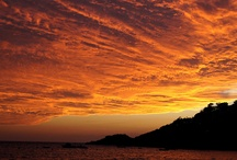 Ibiza sunsets / we think we have seen sunsets a 1000 times on our holiday. But every time we see one it has the same magical effect on us. On this board we love to share pictures from sunsets in Ibiza taken by people from all over the world including our selves. Enjoy. Marisa & Virgil