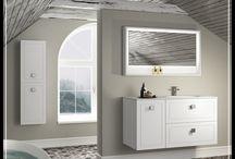 Epoca / Los frentes Época aportan la elegancia clásica del mobiliario enmarcado. Disponibles en tres diseños.