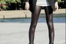 My Style / Fashion...DUHHH! / by Jackie Tibjash