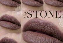 / / Lipstick colours