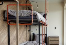 Kings Cross Hostel / Re-design of existing backpackers