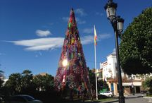 Marbella Christmas / Selected pictures from the Christmas season in Marbella.
