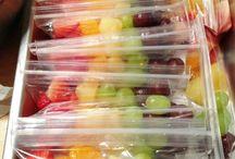healthy classroom snacks