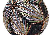 Temari patterns