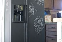 Chalkboard Paint Magnificence