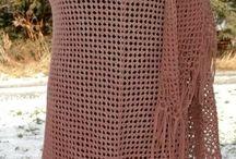 Scialli crochet