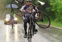 riding skils / bicycles & cyclists