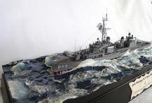 USS Richard E.Kraus  1:350