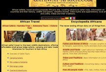 Places I love / Namibia Safaris and Tours