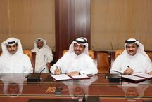 GDI Signs QR5.2 Billion of Contracts With Qatar Petroleum
