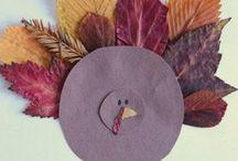 Fall crafts  / by Rhonda Burden