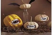 Halloween arts and crafts / Pumpkin stuff