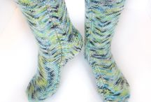 I love socks, socky sock socks! / Handknit socks